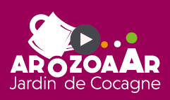 Video arozoaar jardin de cocagne